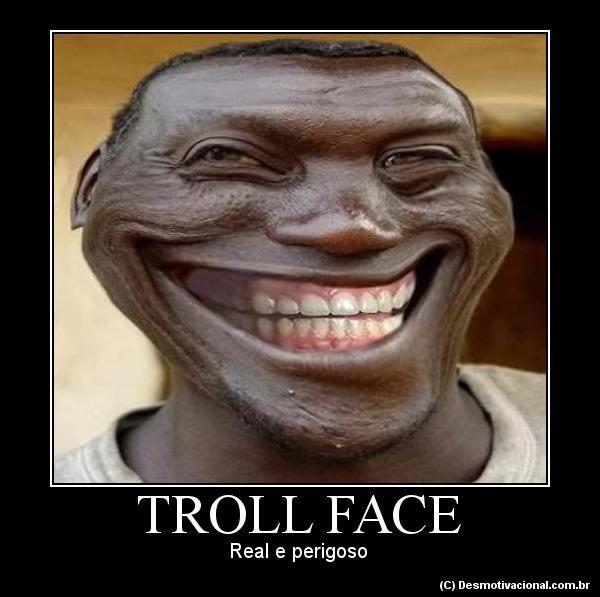 funny tattoo pictures troll face tattoo